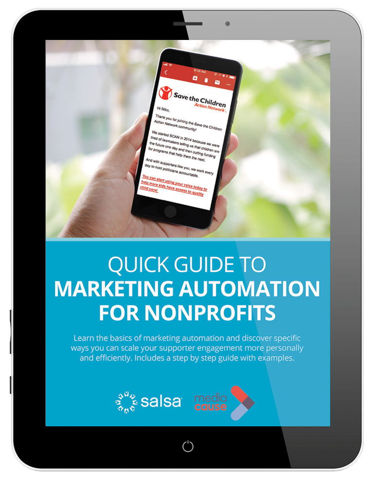 Download the Quick Guide to Marketing Automation