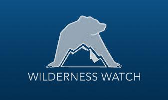 Wilderness Watch Logo