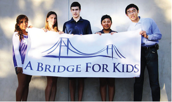 Salsa helps A Bridge for Kids raise and distribute funds to underprivileged teens in need, through a child sponsorship program.