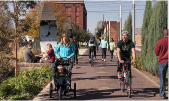 Smart Growth America uses Salsa to help fundraise to create great, walkable neighborhoods.