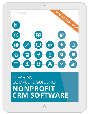 Clear & Complete Guide to Nonprofit CRM Software