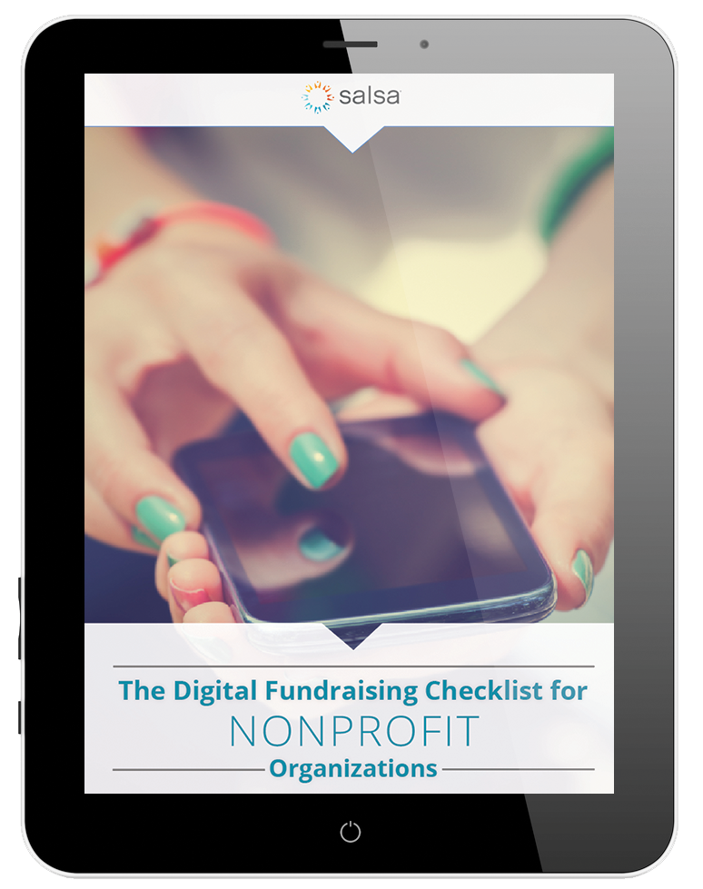 The Online Engagement Checklist for Nonprofit Org