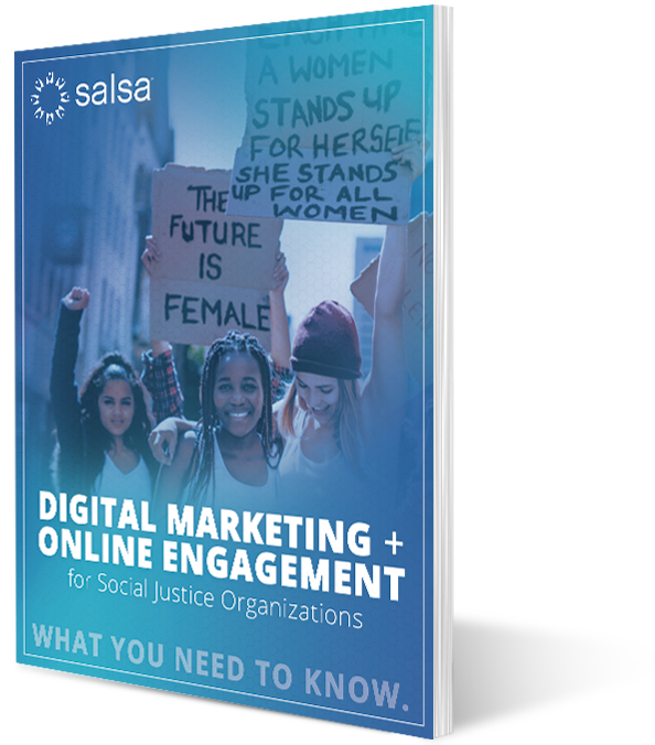 Digital Marketing and Online Engagement Social Justice Organizations