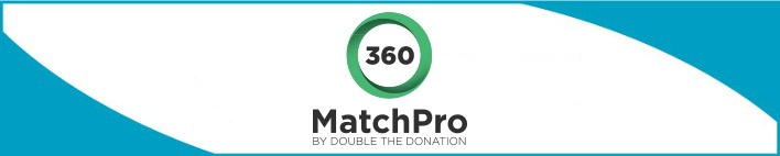 Check out 360MatchPro, a top online fundraising tool for automating the matching gifts process.