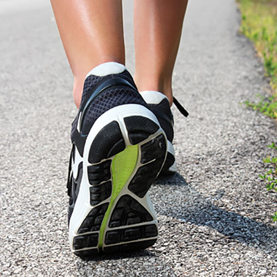 A 5K walk or run is the perfect activity to fundraise.