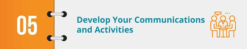 Keep supporters engaged in your advocacy campaign with activities.