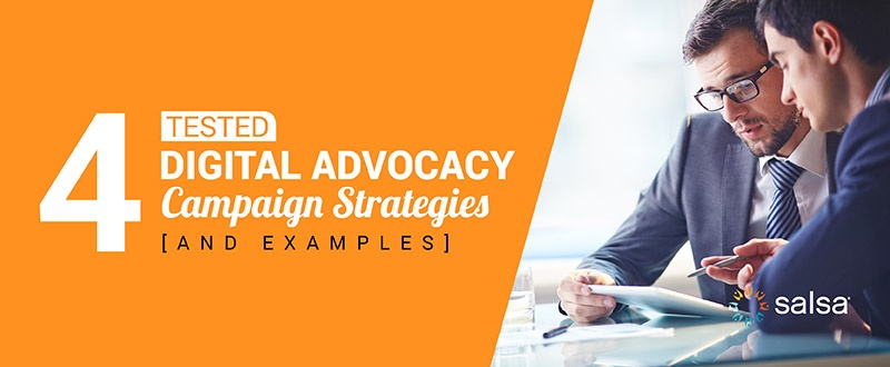 Discover our favorite digital advocacy campaign strategies!