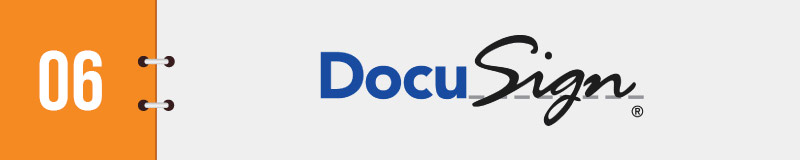 DocuSign is a great Salesforce app for nonprofits.
