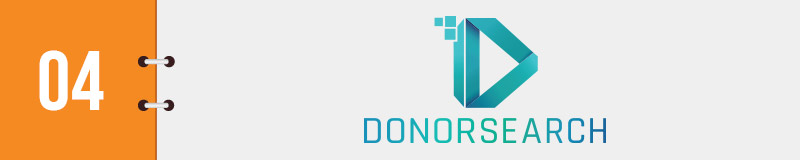 DonorSearch is a top Salesforce app for nonprofits.