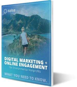 Environmental Digital Marketing and Online Engagement for Nonprofit Organizations