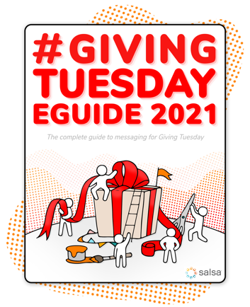 #GivingTuesday Eguide 2021 Download