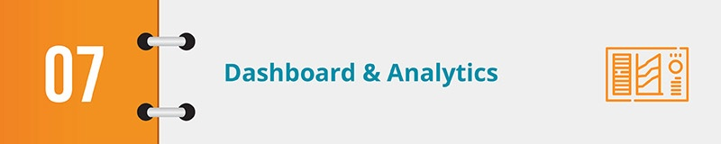 Track your advocacy campaign with easy-to-use grassroots advocacy software dashboards.