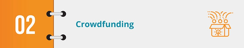 Test out crowdfunding as your next online fundraising idea.
