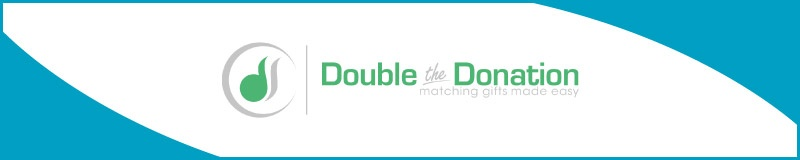 Take a look at Double the Donation's online fundraising tool that's perfect for matching gifts.