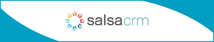 Check out Salsa CRM's online fundraising tool that's best for donor data.