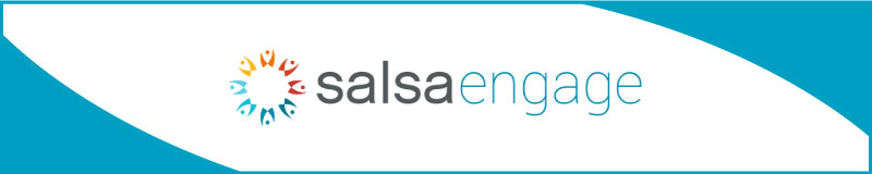 Check out Salsa Engage's online fundraising tool that's best for donations.