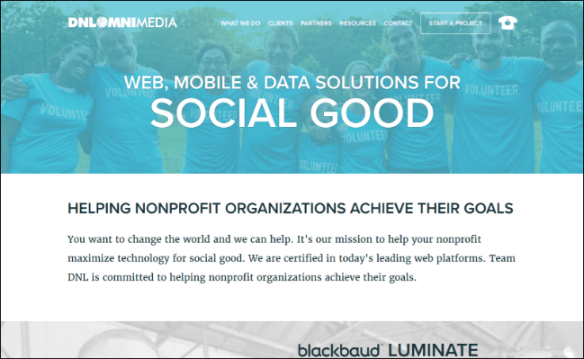 See how DNL OmniMedia's online fundraising tool can help your organization fundraise.