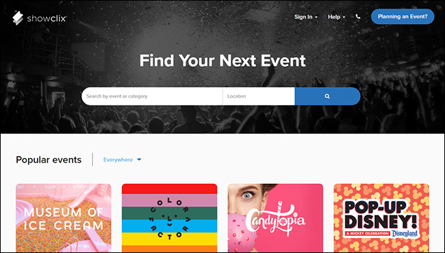 This is the best online fundraising platform for event ticketing is ShowClix.