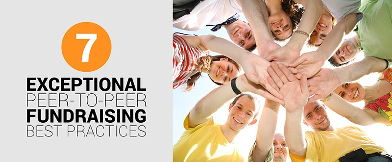 Find out our top P2P fundraising best practices.
