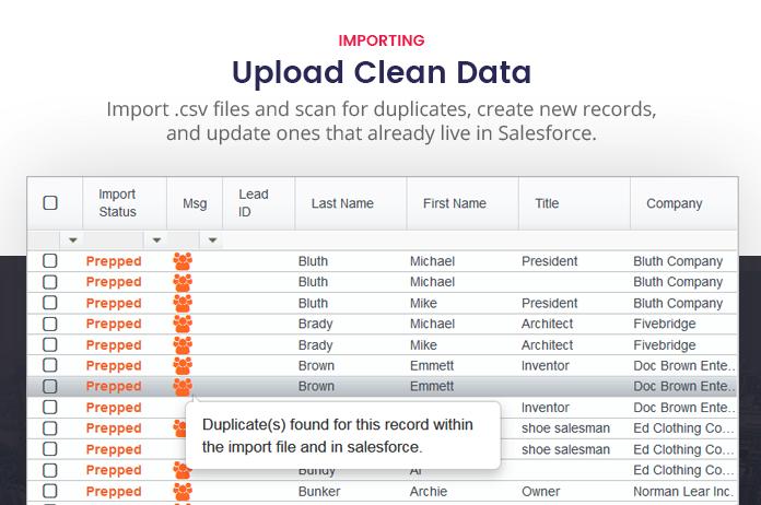 Salesforce Apps for Nonprofits - Cloudingo