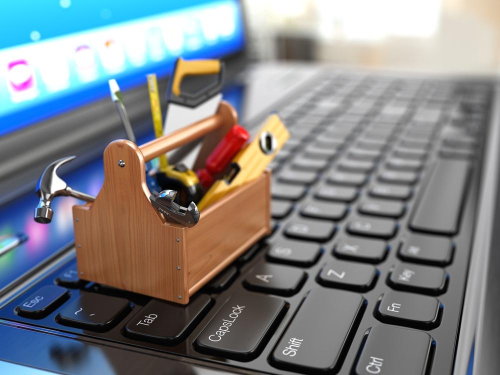 Salsa Website Management Tools