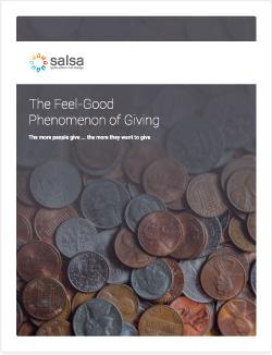The Feel-Good Phenomenon of Giving