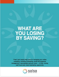 White Paper- What Are You Losing By Saving?