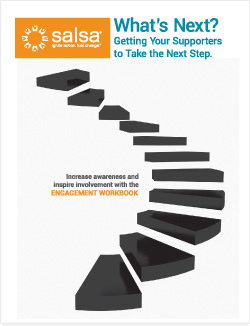 Workbook: What's Next? Getting Your Supporters to Take the Next Step