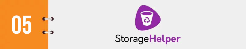 StorageHelper is a great Salesforce app for nonprofits.