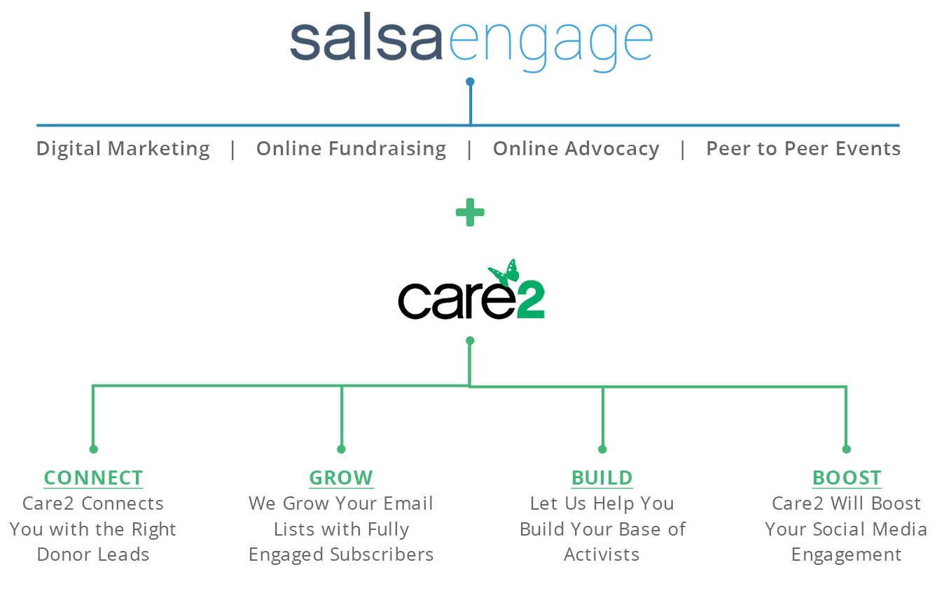 Salsa Engage Plus Care2