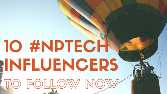 10-NPTech-Influencers-To-Follow-Now