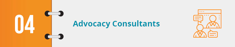 Consultants can help you optimize your advocacy software for success.