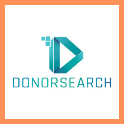 DonorSearch is an advocacy software solution that helps make connections between supporters.
