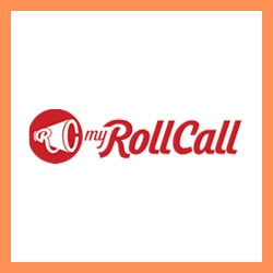 myRollCall is one of our favorite advocacy software tools for events.