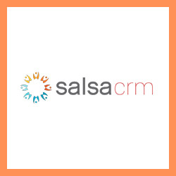 Salsa CRM is a comprehensive solution that comes with the top advocacy software: Salsa Engage.