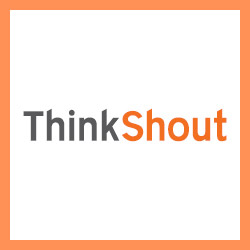 ThinkShout helps organizations with their advocacy software.