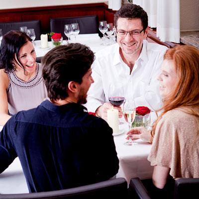 Host an alumni networking dinner to raise money.