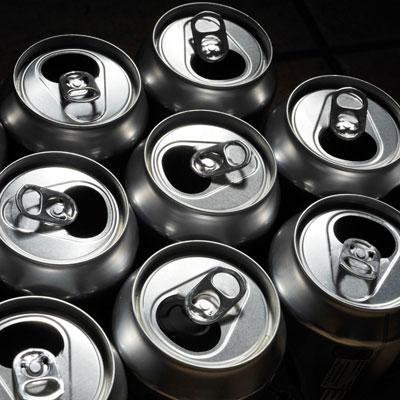 Try a can collection as your next fundraising idea.