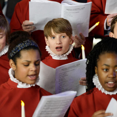 Caroling for a Cause is a great fundraising idea for your religious organization.