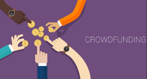 Try a crowdfunding campaign to raise money.
