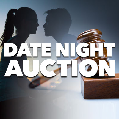 Hold a date night auction to raise money for your Greek life.