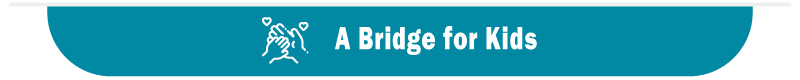 A Bridge for Kids provides a great example as to how donation tracking in donor software can elevate a nonprofit.