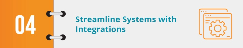 Streamline your systems with donor software integrations.