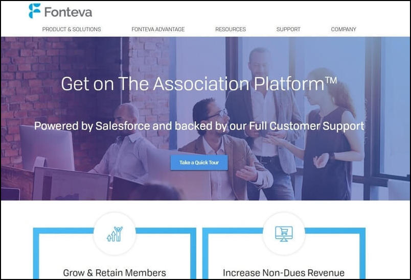 Fonteva can offer your Greek organization powerful management and payment tools.