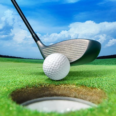 A golf tournament is a great fundraising idea.