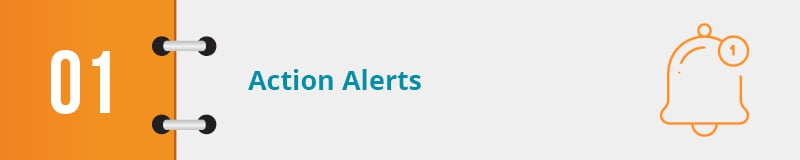 Action alerts are the first strategy for effective grassroots nonprofit marketing campaigns.