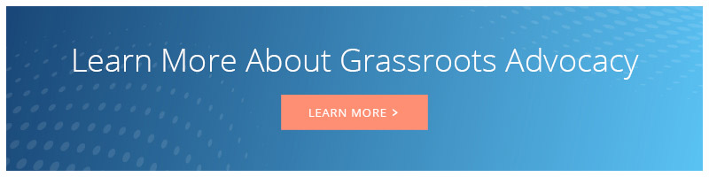 Learn more about nonprofit grassroots advocacy campaigns with this webinar by Salsa.