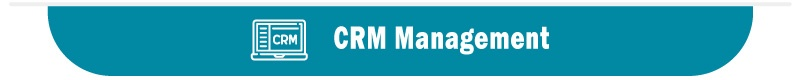 Manage your CRM to begin your nonprofit marketing strategy.