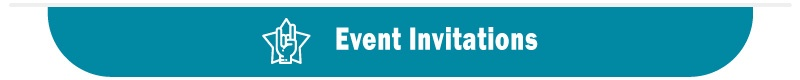 Encourage extension of event invitations as a part of your nonprofit marketing strategy.