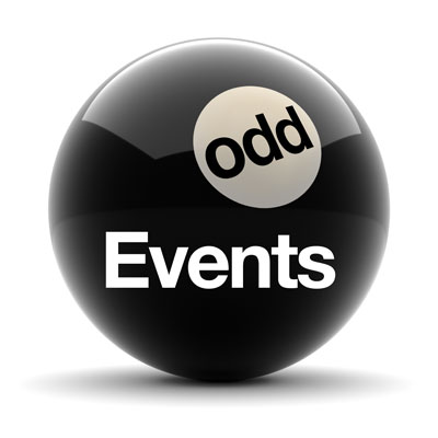 Try an oddball event to fundraise for your nonprofit.